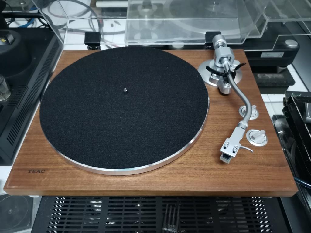 Teac tn-400bt turntable SOLD Img_2473
