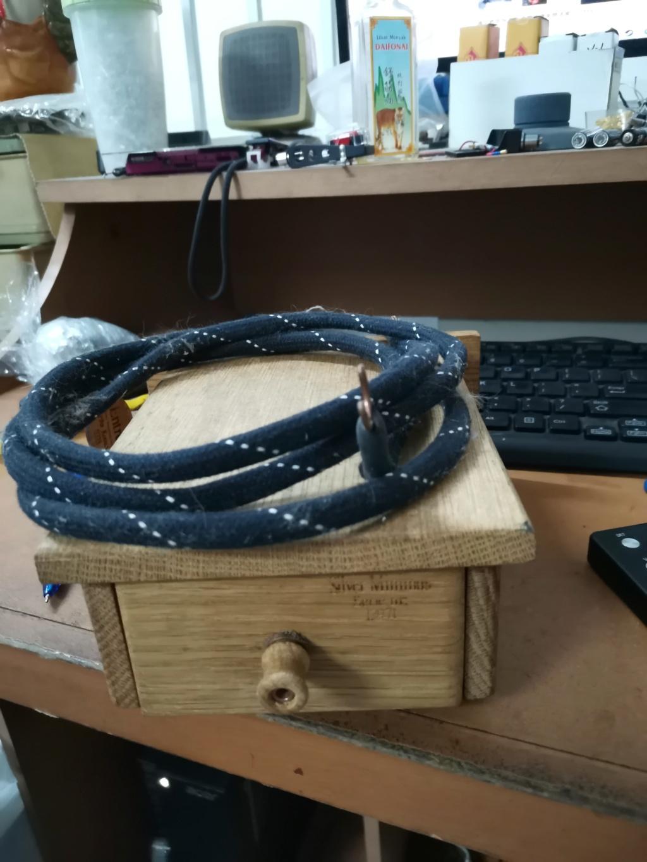 Entreq silver minimus ground box SOLD Img_2475