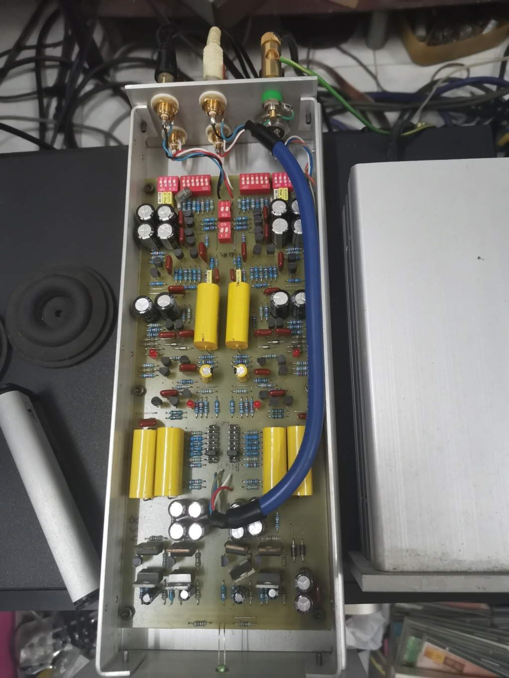 local made mm/mc phono stages Img_2477