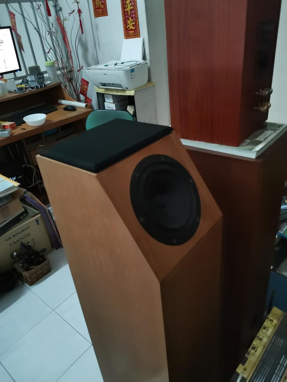 ciare 5 '' HX 132 full range speaker SOLD Img_2503