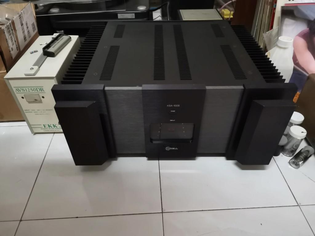 krell ksa 100s power amplifier SOLD Img_2518