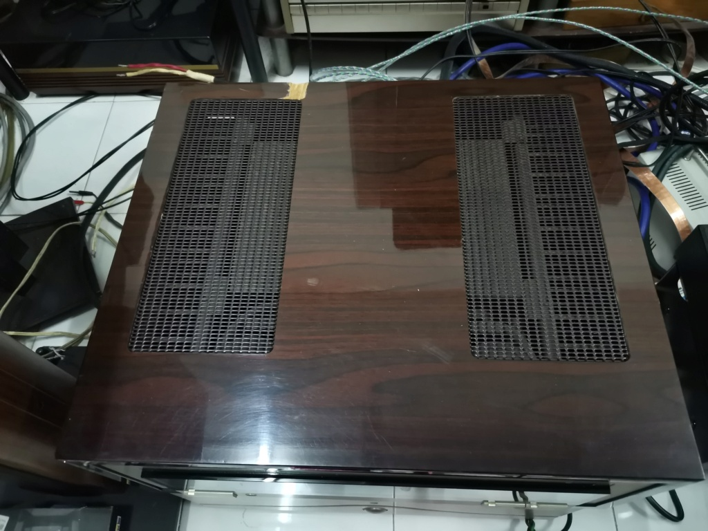 Victor M-L10 LABORATORY power Amplifier SOLD Img_2522