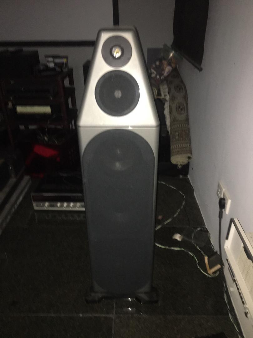 Genesis Audio 5.3 speaker Whatsa14