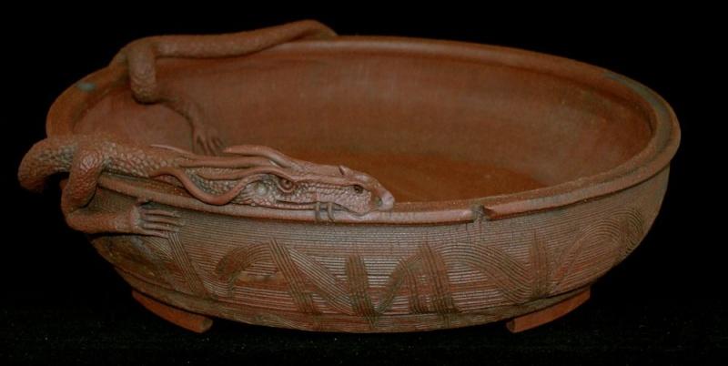 Stone Monkey Ceramics Collectors Pots Dsc03417