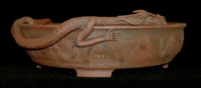 Stone Monkey Ceramics Collectors Pots Dsc03418