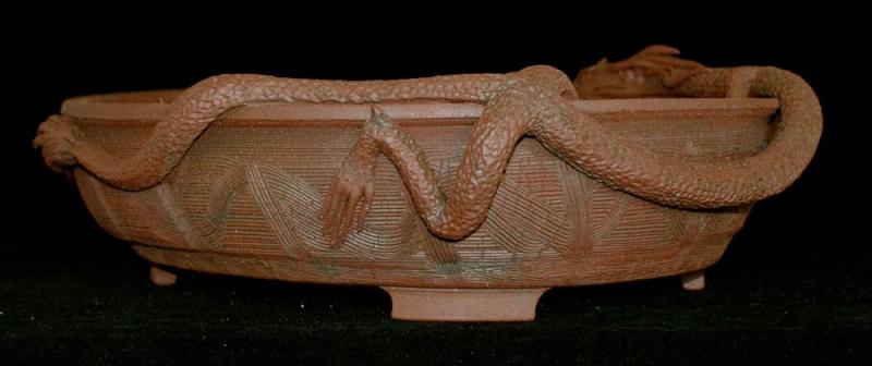 Stone Monkey Ceramics Collectors Pots Dsc03420