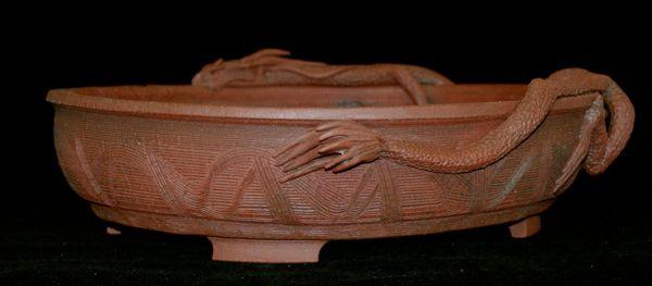 Stone Monkey Ceramics Collectors Pots Dsc03510