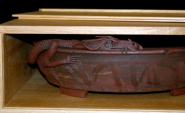 Stone Monkey Ceramics Collectors Pots Dsc03513
