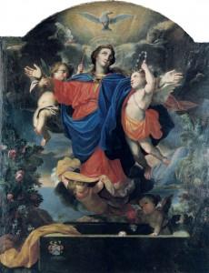 Claude François, un peintre en Nouvelle-France 01frer12
