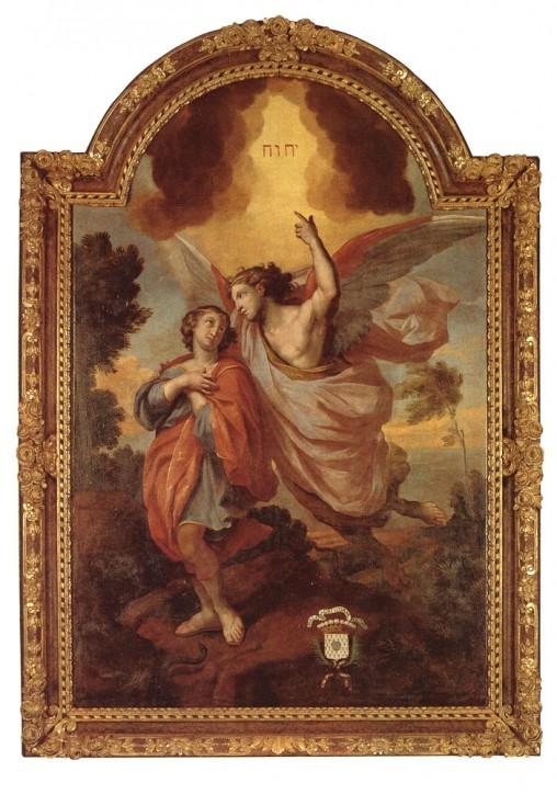 Claude François, un peintre en Nouvelle-France F_luc11