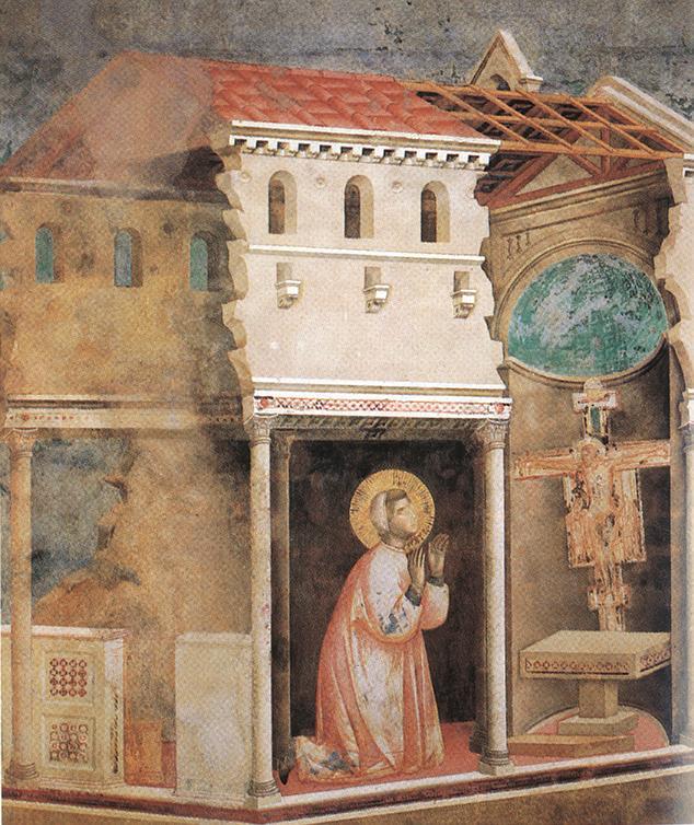 Giotto di Bondone, XIII° siècle : Vie de saint François d'Assise : Giotto12