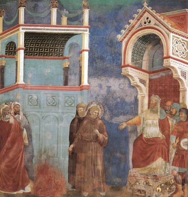Giotto di Bondone, XIII° siècle : Vie de saint François d'Assise : Giotto20