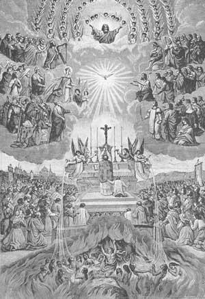 Commémoraison de tous les Fidèles Défunts Purgat10