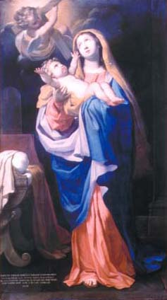 Claude François, un peintre en Nouvelle-France Puy16610