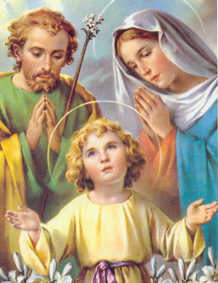Fête de la Sainte Famille S_fami10
