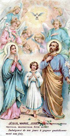 Fête de la Sainte Famille U5zn2p10
