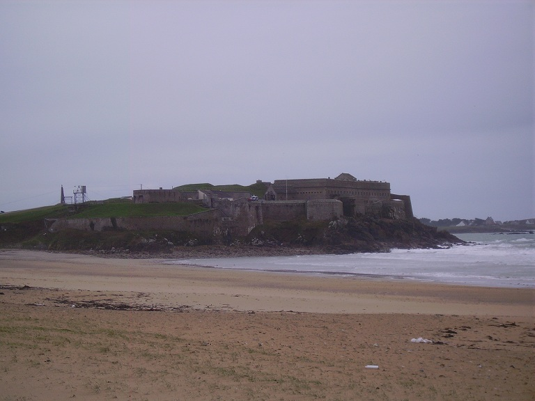 [HISTOIRES ET HISTOIRE] Le fort de Penthièvre (56) Carnac13