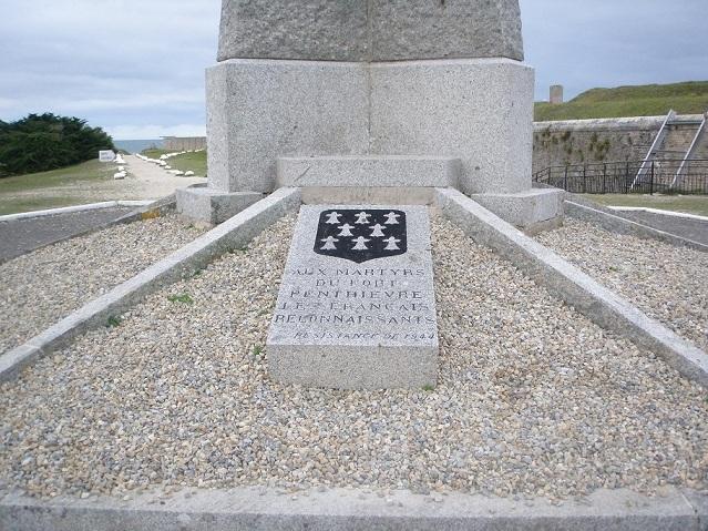 [HISTOIRES ET HISTOIRE] Le fort de Penthièvre (56) P9170014