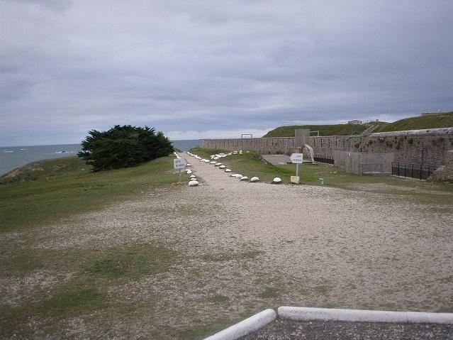 [HISTOIRES ET HISTOIRE] Le fort de Penthièvre (56) P9170021