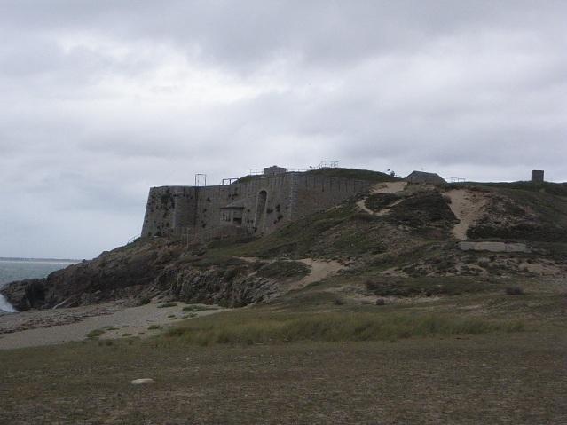 [HISTOIRES ET HISTOIRE] Le fort de Penthièvre (56) P9170022
