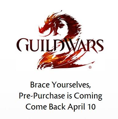 Reserva Guild Wars 2 el 10 de Abril Gw2res10