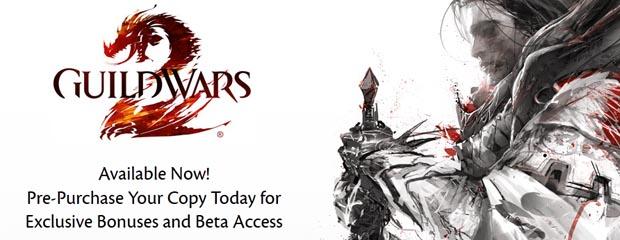 """10 de Abril 2012 """"Ya disponible la Pre-compra de Guild Wars 2"""" Venta-10"""