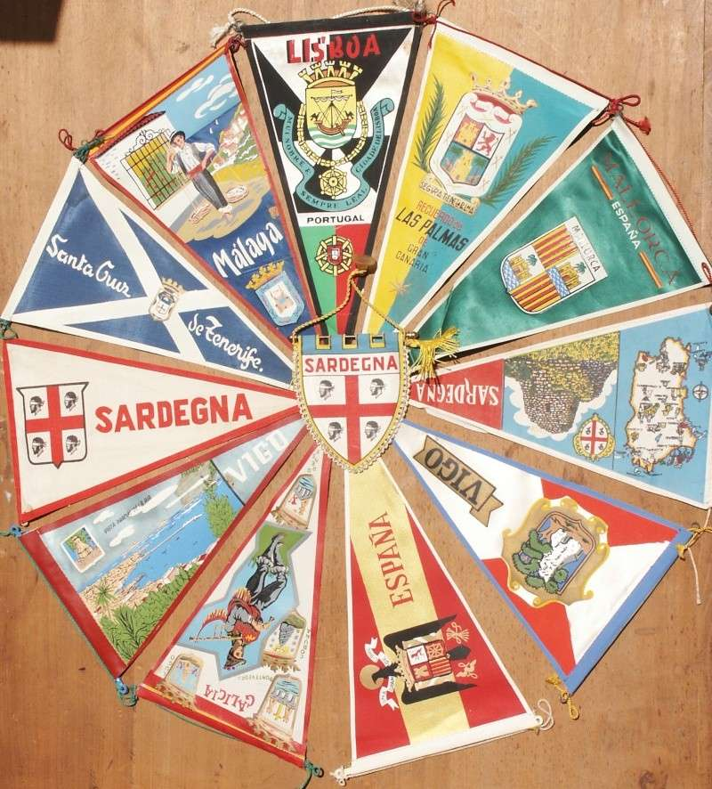 [ Logos tapes insignes ] Fanions souvenir de nos escales Pict0033