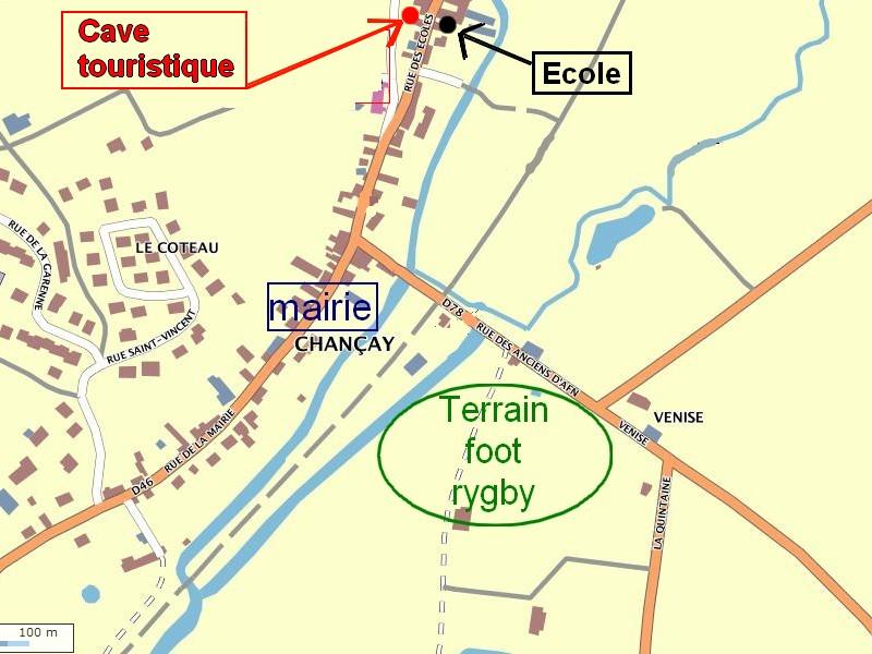 Assemblée Générale 2011 le dimanche 12 février 2012 Plan_a12