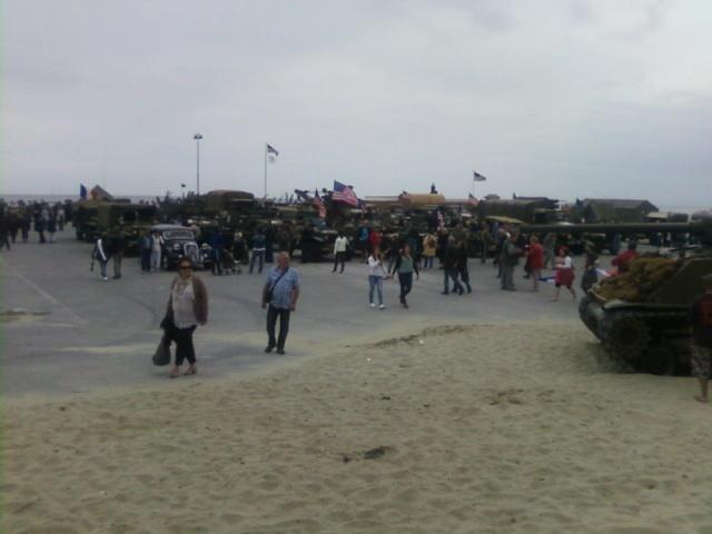 Rassemblement à Canet en roussillon de véhicules militaires pour le 8 mai Photos26
