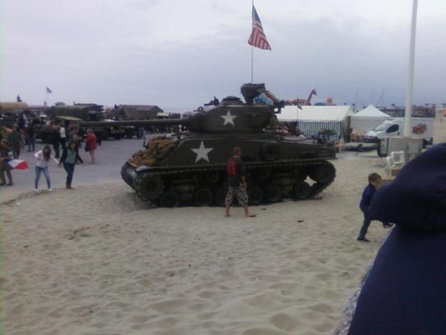 Rassemblement à Canet en roussillon de véhicules militaires pour le 8 mai Photos27