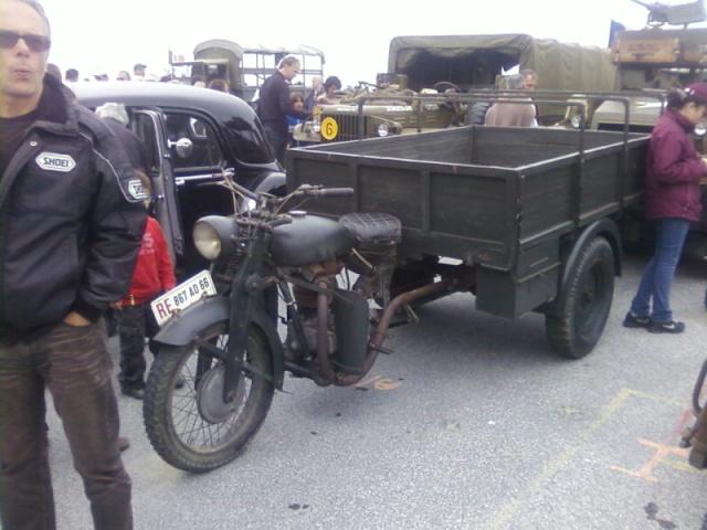 Rassemblement à Canet en roussillon de véhicules militaires pour le 8 mai Photos28