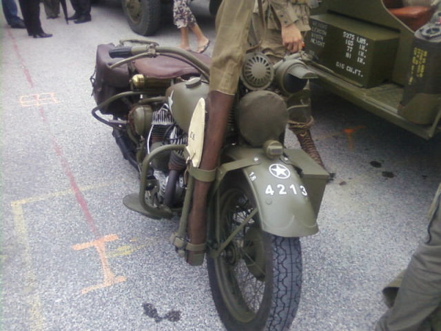 Rassemblement à Canet en roussillon de véhicules militaires pour le 8 mai Photos30
