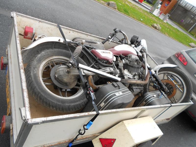 Moto Guzzi v65 Photo_39