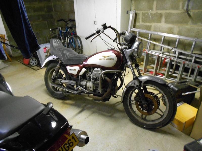 Moto Guzzi v65 Photo_40
