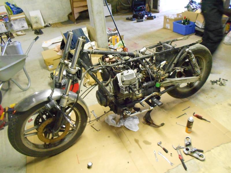 Moto Guzzi v65 Photo_43