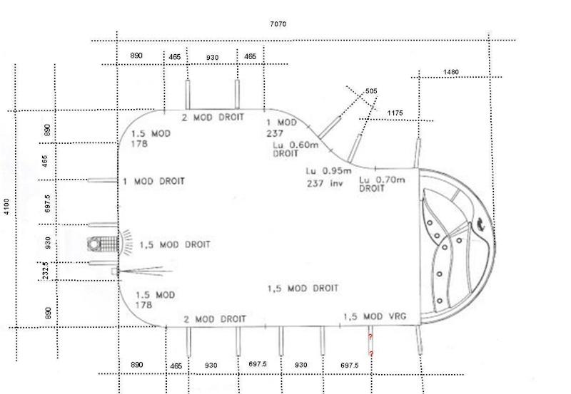 Prévoir l'emplacement des jambes de force (Edit : Maintenant un schéma est fourni par Wat.) Trace_11