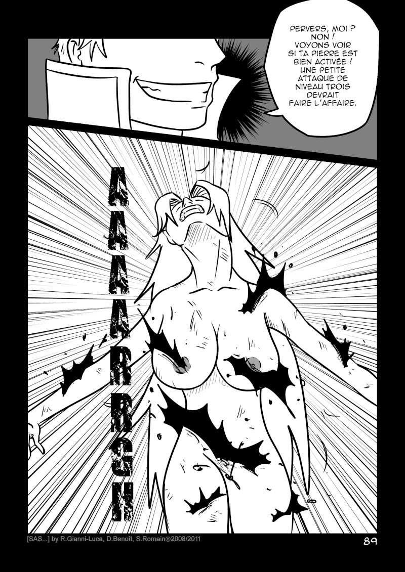 [SI J'AVAIS SU...] par Aioliadelleone & Kakashi - Page 4 Page_827