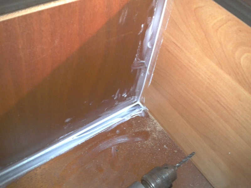 Aménagement d'un meuble de terra en batterie 2012-111