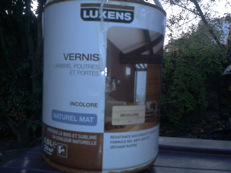 Aménagement d'un meuble de terra en batterie 2012-115