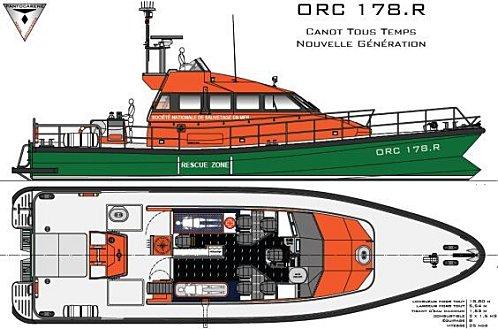 S.N.S.M les gardiens de la mer. Canot-10