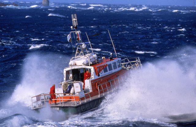 S.N.S.M les gardiens de la mer. Canot_10
