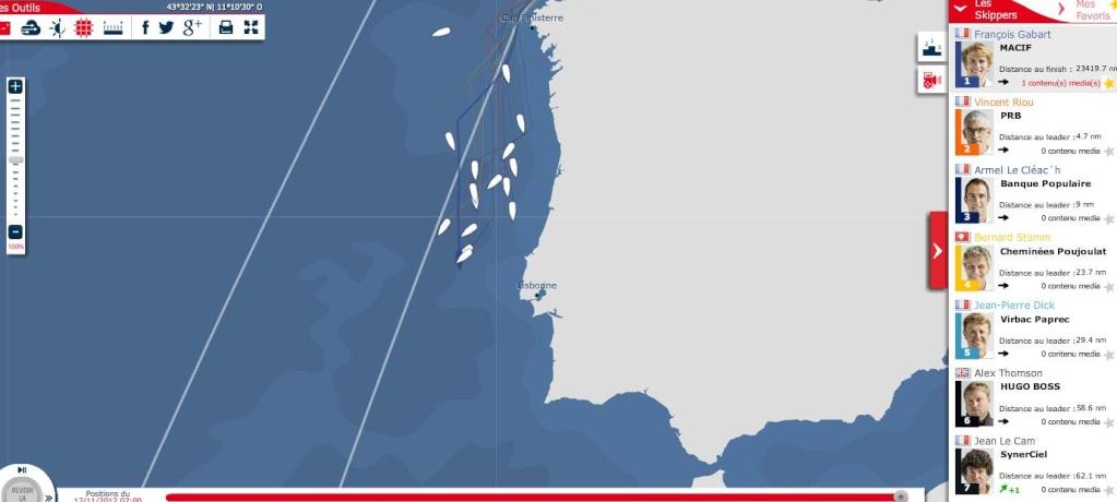 vendee globe 2012 - Page 2 Vacati10