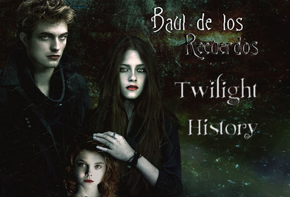 Twilight history, conexion vampirica