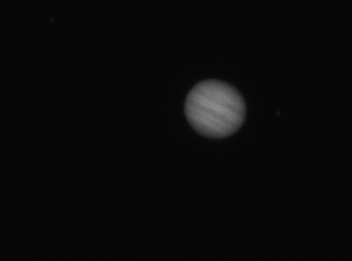 Premier essai Jupiter à la Webcam Jupite10