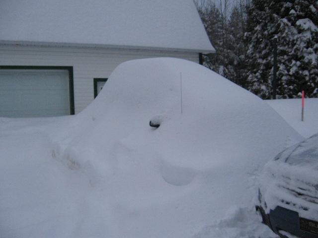 Ça va bien pour l'hiver à date...Partie 1 Neige_12