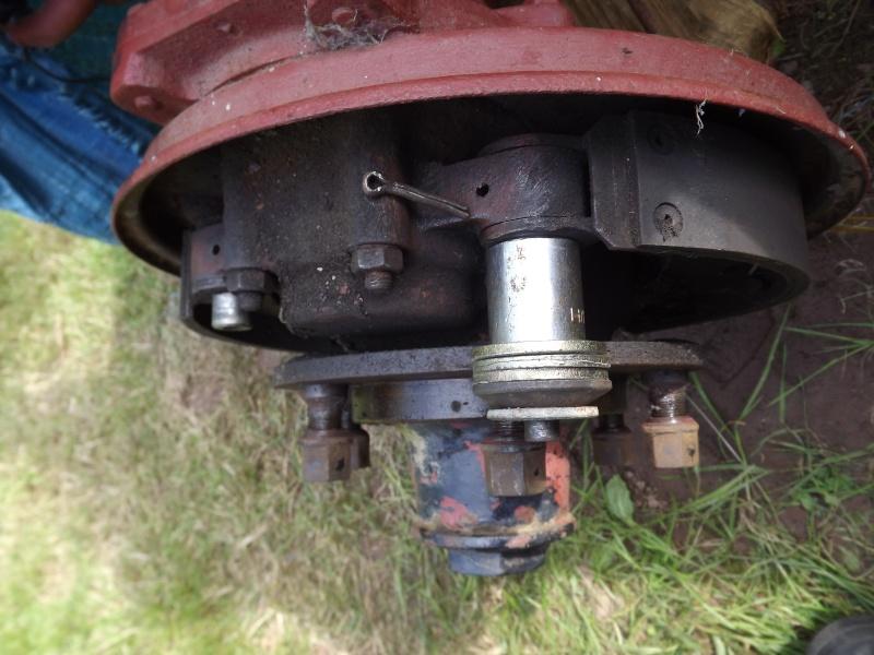 U411 ponts banjo - changement cable de frein à main 2012-030