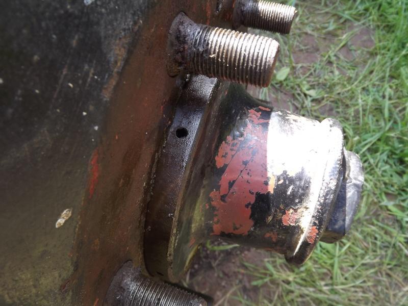 U411 ponts banjo - changement cable de frein à main 2012-037