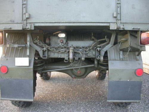 treuil arrière sur 401 ou 2010 armée suisse Treuil12