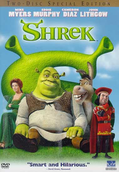 Shrek Shrekd10