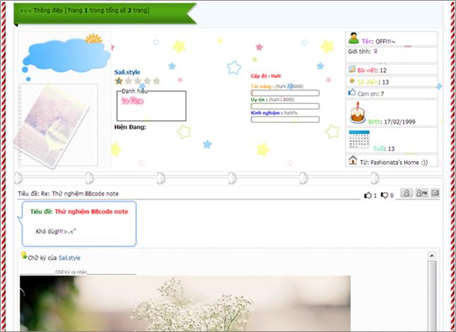 Viewtopic nằm ngang cho punBB (thanh level + nút vote + nền đẹp+ chữ ký)  R5pict10